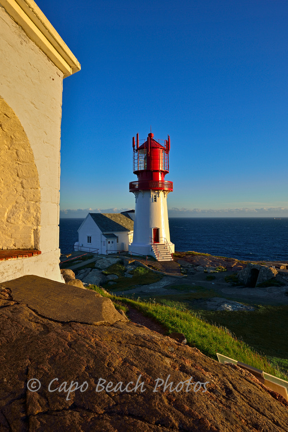 Lindesnes Light at the Edge of the World