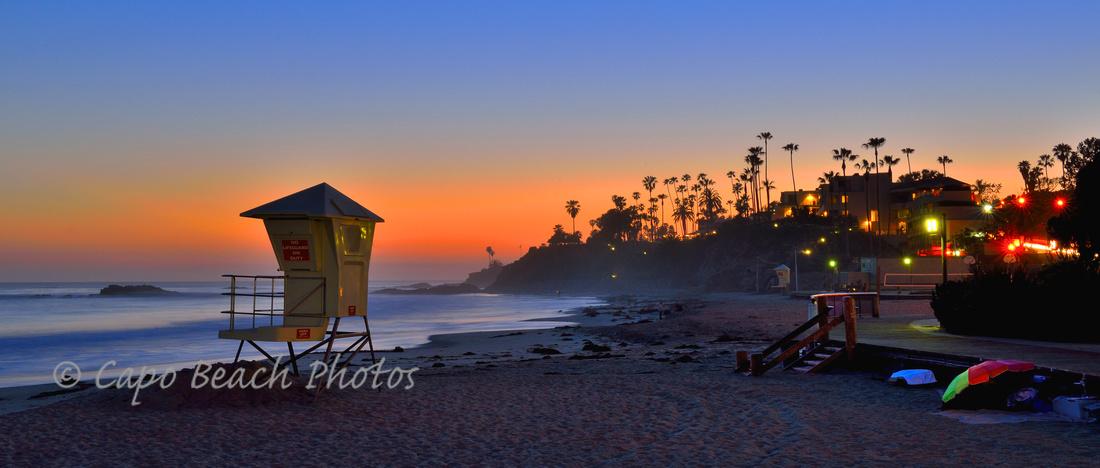 Laguna Beach_Nightfall