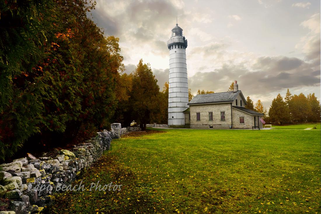 Cana Island Light_Door County Wisconsin