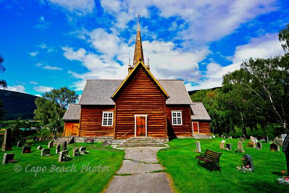 Skjak Church
