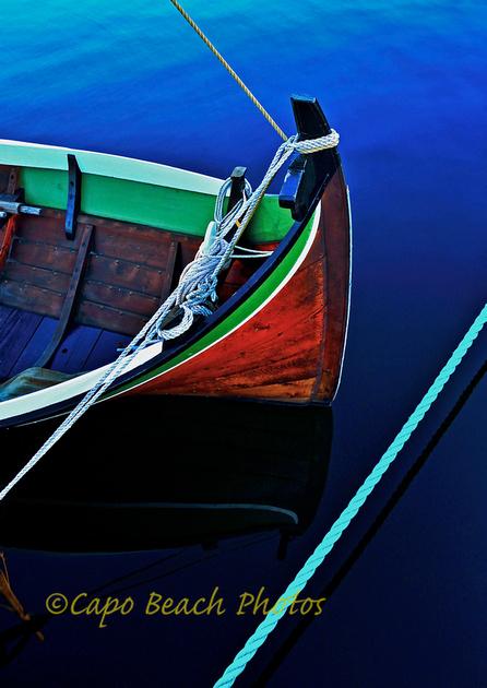 Simple Norwegian Boat